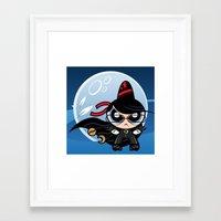 powerpuff girls Framed Art Prints featuring Powerpuff Bayonetta by Marco Mottura - Mdk7