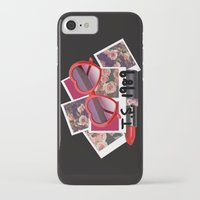 1989 iPhone & iPod Cases featuring T.S. 1989 by littlestcupoftea