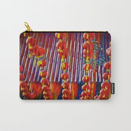 Goddess Of Mercy Temple Penang Carry-All Pouch