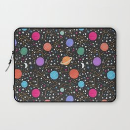 Astrology Pattern Laptop Sleeve