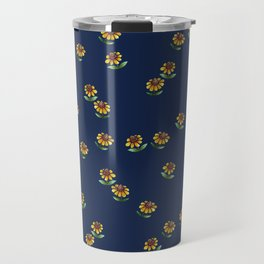 black eyed susans Travel Mug