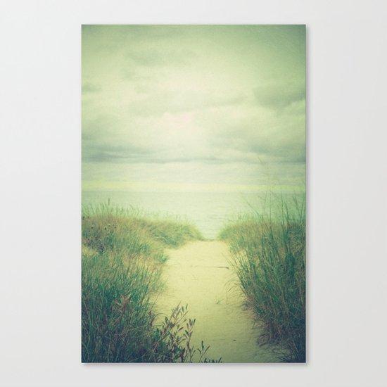 Finding Calm Canvas Print