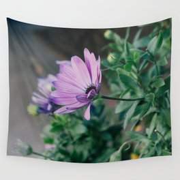 Violet Love Wall Tapestry