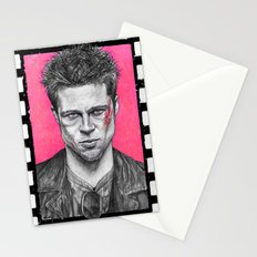 Who Is Tyler Durden? Stationery Cards