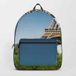 paris tour eiffel Backpack