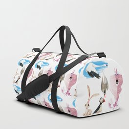 Arctic animals 2 Duffle Bag