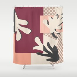 Finding Matisse pt.2 #society6 #abstract #art Shower Curtain