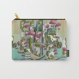 Paradise Waterfalls Carry-All Pouch