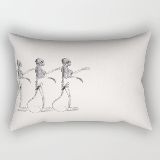 Hey Macarena! Rectangular Pillow