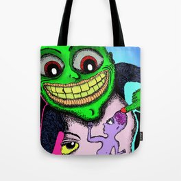 I'd Love to Pick Your Brain Tote Bag