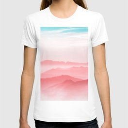Mountains Layers T-shirt