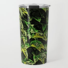 Ivy Woodcut Travel Mug