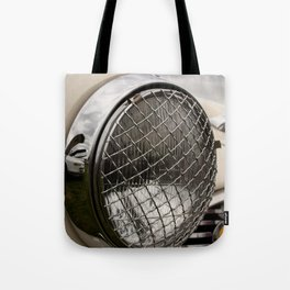 Vintage Car 11 Tote Bag