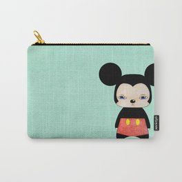 A Boy - Mickey Mouse Carry-All Pouch
