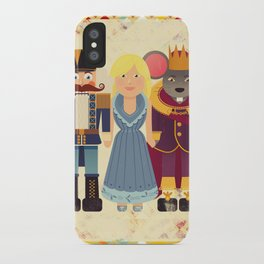 Nutcracker iPhone Case