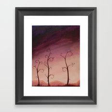 The Solitude Framed Art Print