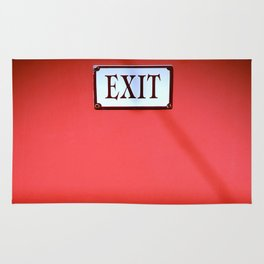 The Next Exit Rug