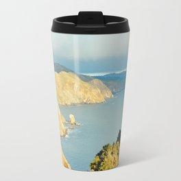 West Coast Golden Hour Travel Mug