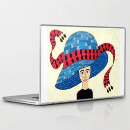 1930's English Hat Laptop & iPad Skin
