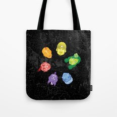 Colorheads Tote Bag