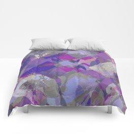 Moon Beam Abstract Comforters