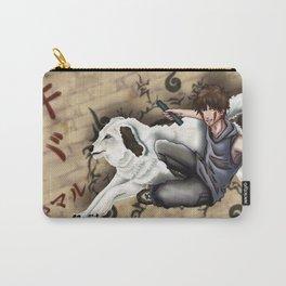 Kiba and Akamaru Carry-All Pouch