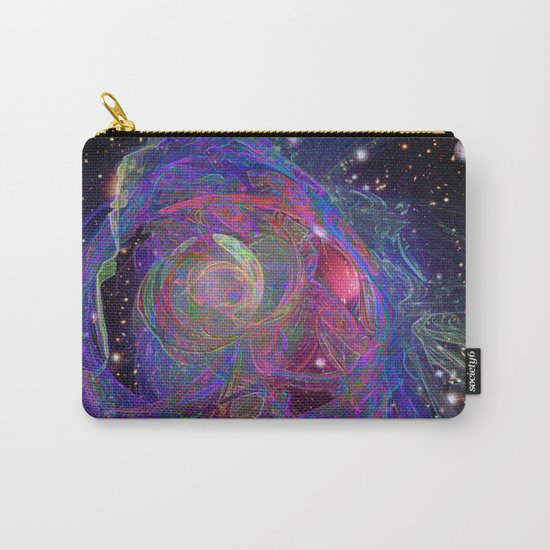 The Expanding Universe Carry-All Pouch