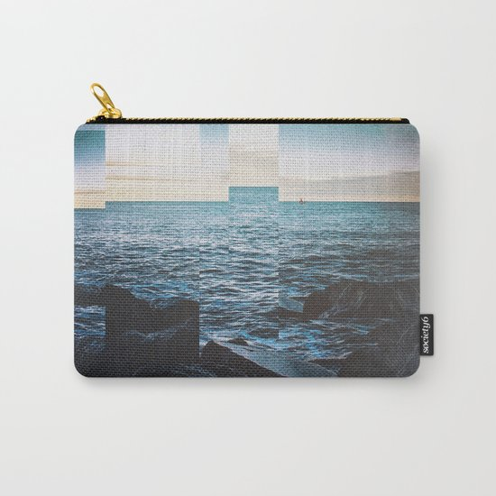 Fractions A08 Carry-All Pouch