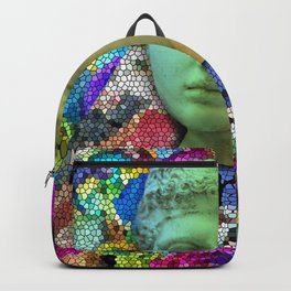 Trippy Bust Backpack
