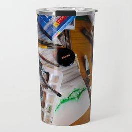art background,  Travel Mug