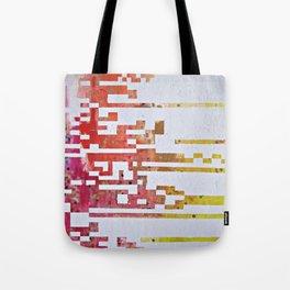 Alice, Geometric Tote Bag