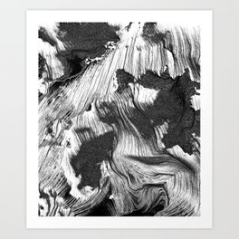 Breath 1 Art Print