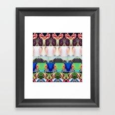 twentytwelve Framed Art Print