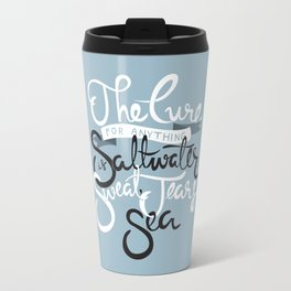 Saltwater Travel Mug