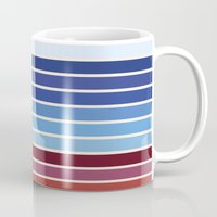 ponyo Mugs featuring The colors of - Ponyo by hyos
