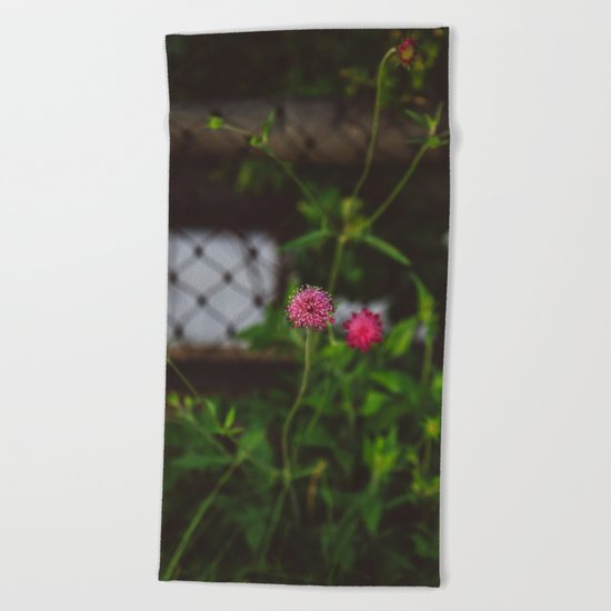 Flourish Beach Towel