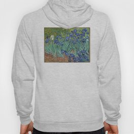 Vincent van Gogh - Irises Hoody