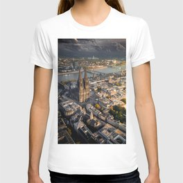 Fall upon Cologne T-shirt