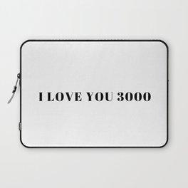 Endgame: I Love You 3000 Laptop Sleeve