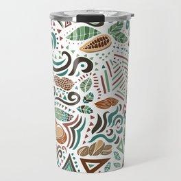 Nuts And Nature Travel Mug