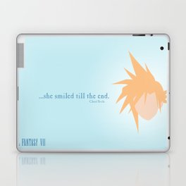 Cloud Strife Laptop & iPad Skin