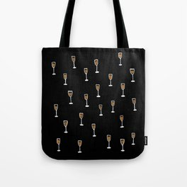 More Champagne Please Tote Bag