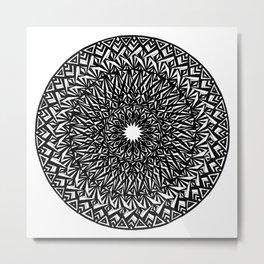 geometric progression Metal Print