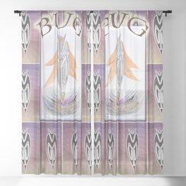 BUG Sheer Curtain
