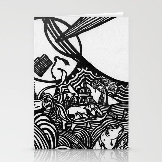 Animal, Kakuzi Stationery Cards