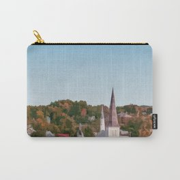 Visit Vermont Carry-All Pouch