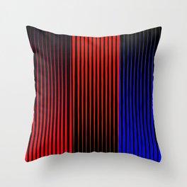 Carlos Cruz-Diez Fanfic Throw Pillow