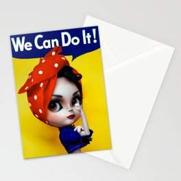 We Can Do It! Stationery Cards