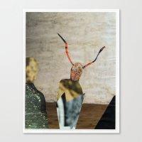 fig Canvas Prints featuring fig by edoardo de falchi