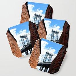 That Brooklyn View - The Empire Peek Coaster